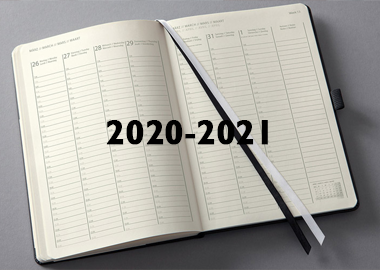 agenda's kalenders 2021