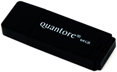 USB-stick 2.0 Quantore 64GB