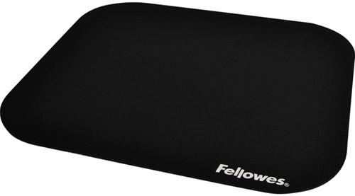 Muismat Fellowes standaard 200x228x4mm zwart