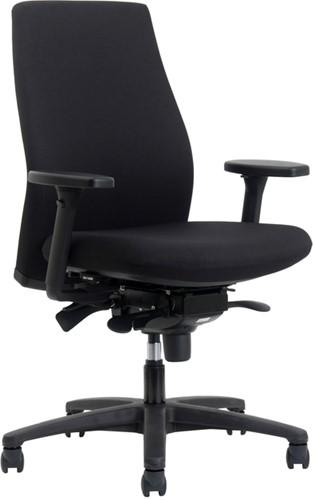 Bureaustoel Euroseats Excellent zwart