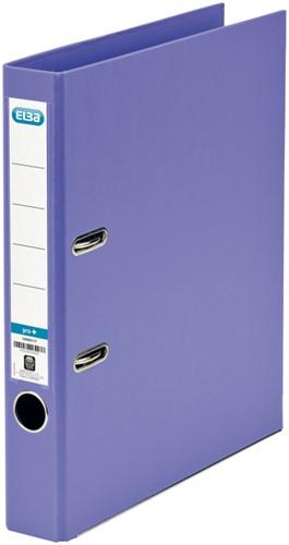 Ordner Elba Smart Pro+ A4 50mm PP violet