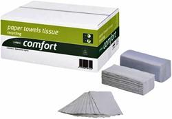 Handdoek Wepa Comfort CZ-vouw 25x33cm 2-laags 3072st