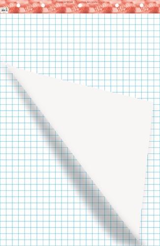 Flipoverpapier 65x98cm 50vel ongevouwen