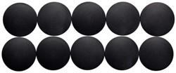 Magneet Maul Solid 38x15.5mm zwart