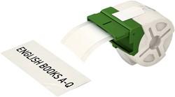 Etiket Leitz icon labelprint papier 50mmx22m wit