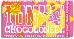 Tony's Chocolonely Blond 28% pecan 180gr