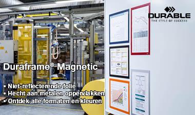 Durable duraframe magnetische kaders voor o.a. whiteboarden