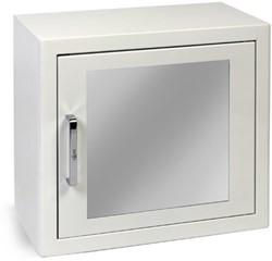 HASTEC METALEN AED BINNENKAST MET AKOESTISCH ALARM