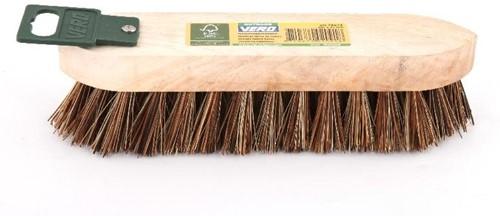Werkborstel FSC 20.5cm met natuurvezels