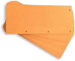 Scheidingsstrook Elba duo 240x105mm oranje