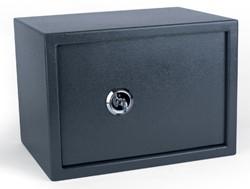 Kluis Pavo 350x250x250mm met stersleutel donkergrijs