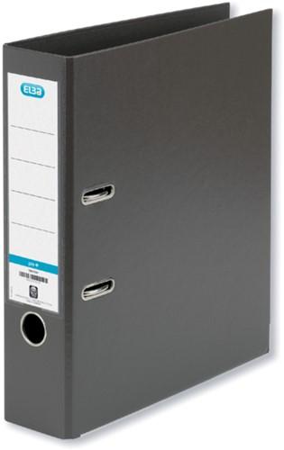 Ordner Elba Smart Pro+ A4 80mm PP bruin