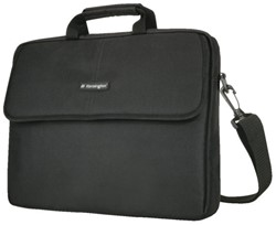 "Laptoptas Kensington SP17 17"" Classic Sleeve zwart"