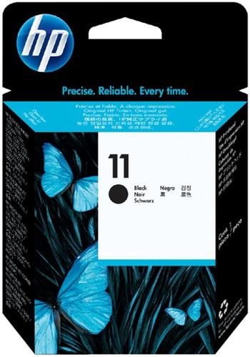 Printkop HP C4810A 11 zwart