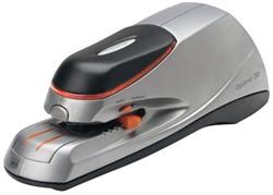 Nietmachine elektrisch Rexel Optima 20 20vel zilver/zwart