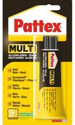 Alleslijm Pattex Multi tube 50gram op blister