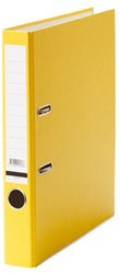Ordner Budget A4 50mm karton geel