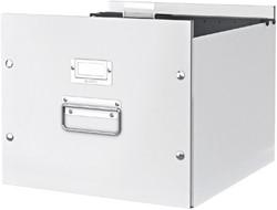 Hangmappenbox Leitz Click & Store 320x240x335mm wit