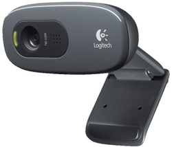 Webcam Logitech C270 antraciet