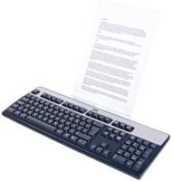 Documentenhouder Quantore A4 transparant