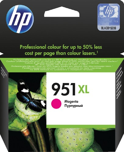 Inktcartridge HP CN047AE 951XL rood HC