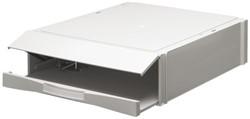 Stapelcassette Pas 1 ordnermechaniek lichtgrijs