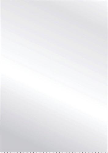 Insteekmap Kangaro U-model A2 PVC 0.18mm transparant