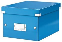 Opbergbox Leitz Click & Store 200x148x250mm blauw