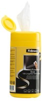Reiniger Fellowes beeldscherm doekjes dispenser 100stuks-1