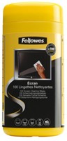 Reiniger Fellowes beeldscherm doekjes dispenser 100stuks-2