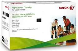 Tonercartridge Xerox 003R99759 HP Q6470A 501A zwart