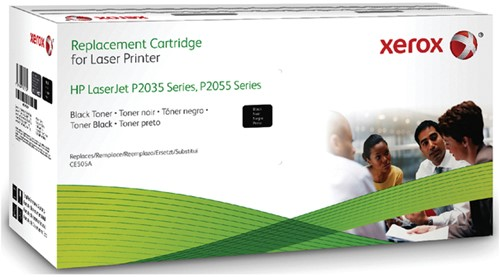 Tonercartridge Xerox 003R99807 HP CE505A 05A zwart