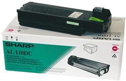 Tonercartridge Sharp AL-110DCC zwart