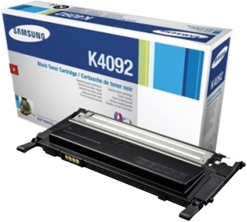 Tonercartridge Samsung CLT-K4092S zwart