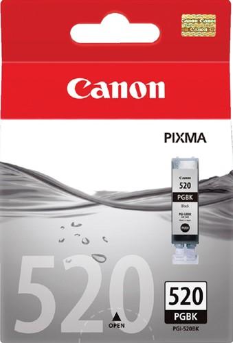 Inktcartridge Canon PGI-520 zwart HC