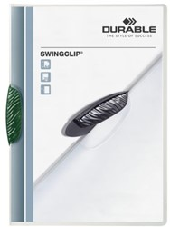 Klemmap Durable 2260 swingclip groen