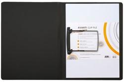 Clipmap Jalema Avanti A4 zwart