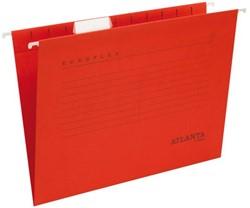 Hangmap Euroflex A6527-422 A4 V-bodem rood