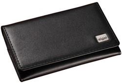 Visitekaartenhouder Sigel VZ220 Torino 5vaks zwart