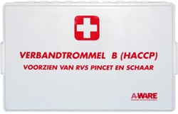 Verbandtrommel B haccp