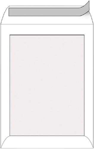 Envelop Quantore bordrug EA4 220x312mm zelfkl. wit 100stuks-2