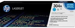 Tonercartridge HP CC531A 304A blauw