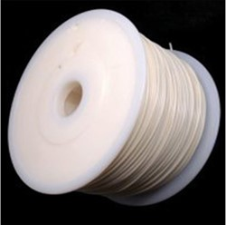 3D Filament 1.75mm 1kg wit