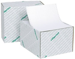 "Computerpapier 240x12"" blanco LP 60gr 2000vel"