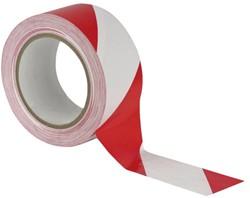 Signaliseringslint 250 meter rood wit