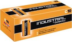 Batterij Industrial C alkaline