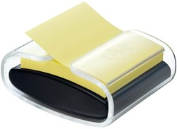 Memoblokdispenser 3M Post-it Z-Notes 76x76mm Pro transparant