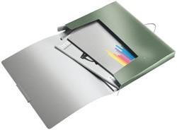 Elastobox Leitz Style 30mm zeegroen