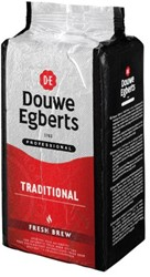 Koffie Douwe Egberts fresh brew automatenkoffie 1000 gram