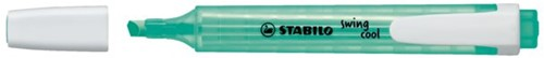 Markeerstift Stabilo Swing Cool 275/51 turquoise